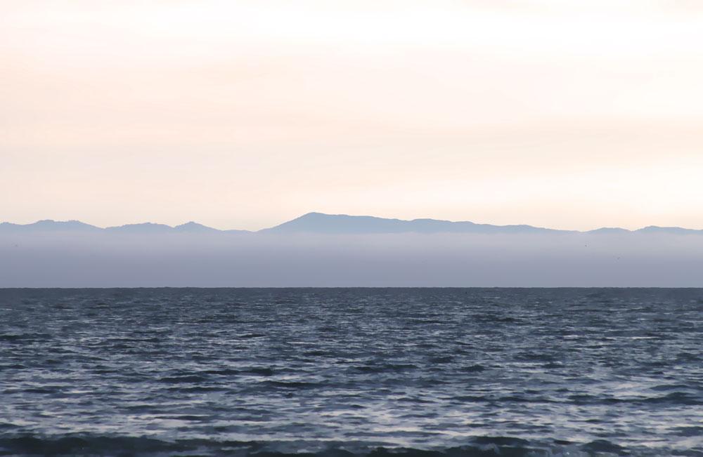 monterey bay fog
